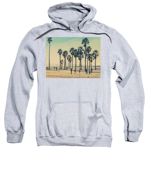 Stroll Down Venice Beach Sweatshirt