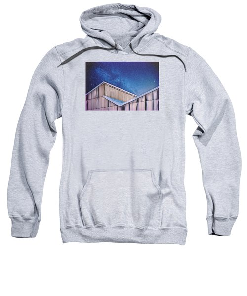 Structure And Stars Sweatshirt