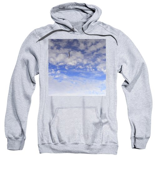 Stuck In The Clouds Sweatshirt