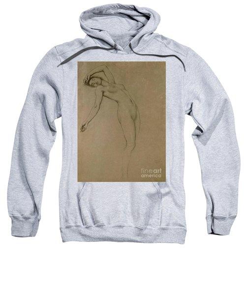 Study For Clyties Of The Mist Sweatshirt