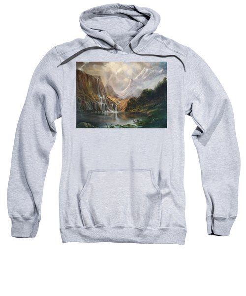 Study In Nature Sweatshirt