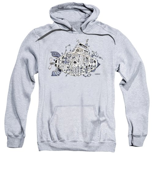 Sub-marine 13.0 Sweatshirt