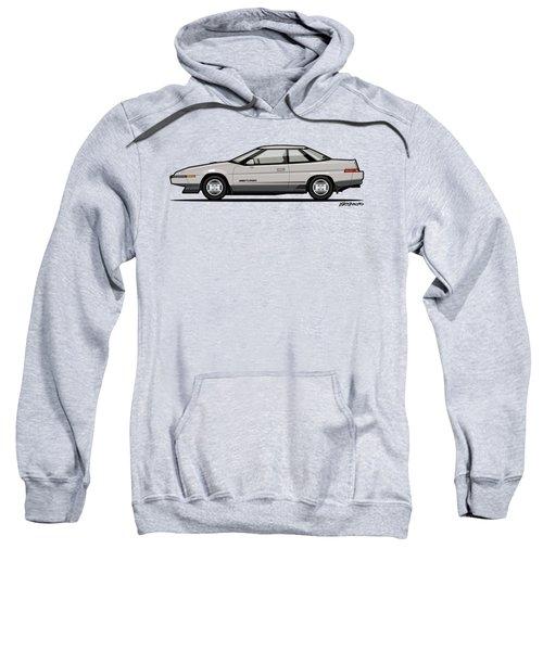 Subaru Alcyone Xt-turbo Vortex Silver Sweatshirt