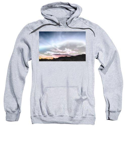 Submarine In The Sky Sweatshirt