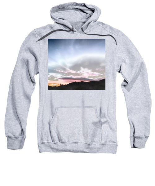 Submarine In The Sky Sweatshirt
