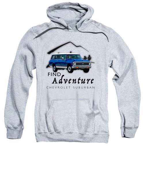 Suburban Adventure Sweatshirt