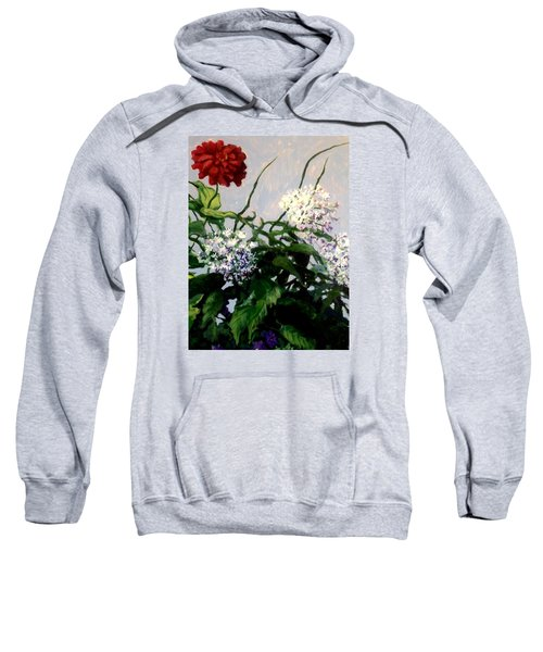 Summer Flowers 1 Sweatshirt