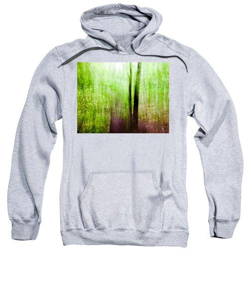 Summer Forest Sweatshirt