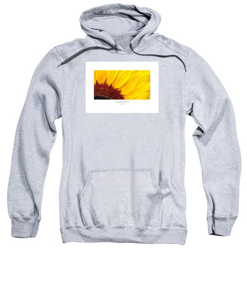 Summer Gold Sweatshirt