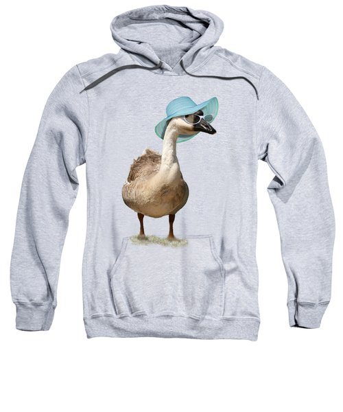 Summer Goose Sweatshirt by Gravityx9  Designs