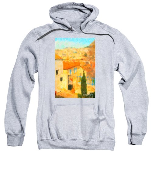 Summer In Athens Sweatshirt