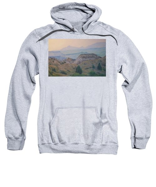 Summer In The Badlands Sweatshirt