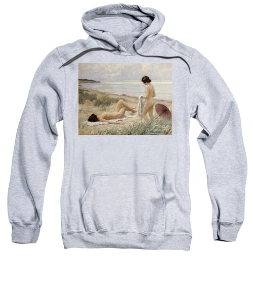 Summer On The Beach Sweatshirt
