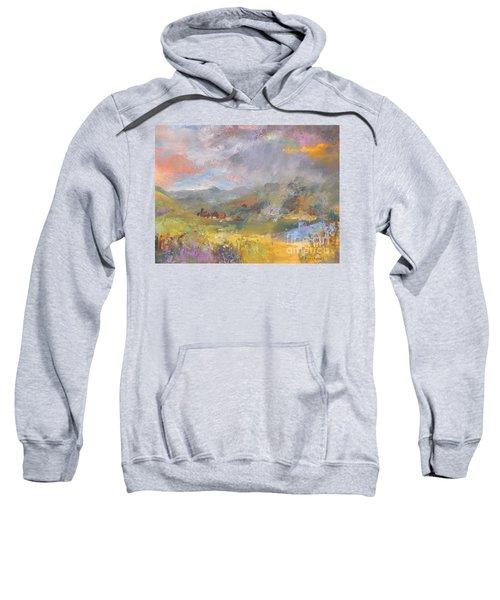Summer Rain Sweatshirt