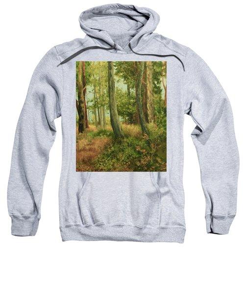 Summer, Sidney Spit Sweatshirt