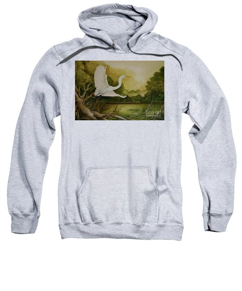 Summer Solitude Sweatshirt