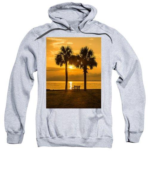 Summer Sunrise - Charleston Sc Sweatshirt