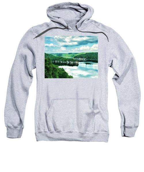 Summertime At Long Point Sweatshirt
