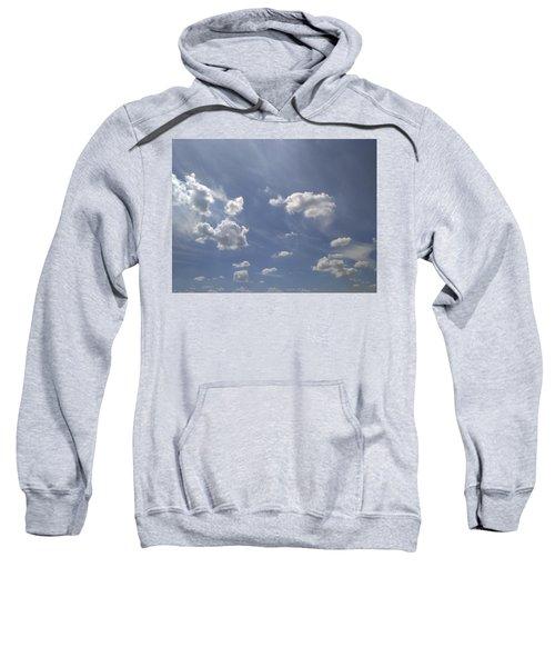 Summertime Sky Expanse Sweatshirt