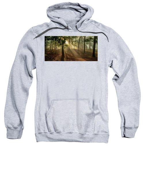 Sun And Clouds Sweatshirt