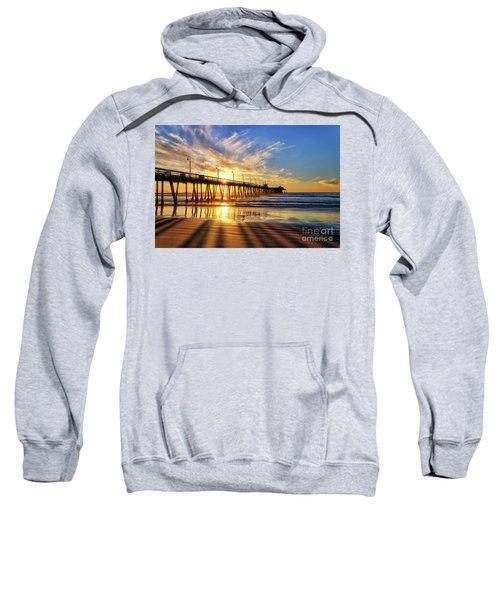 Sun And Shadows Sweatshirt