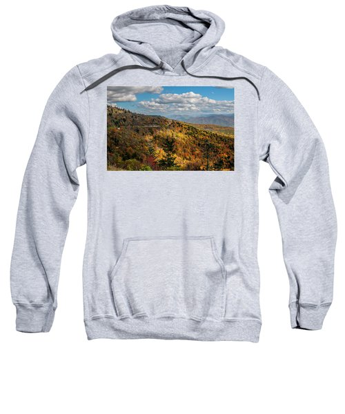 Sun Dappled Mountains Sweatshirt