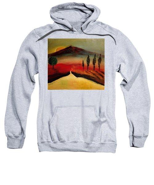 Sun Going Down Sweatshirt