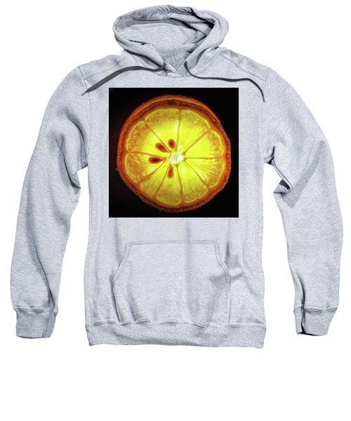 Sun Lemon Sweatshirt