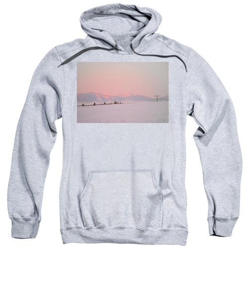 Sun Up On 12th Sweatshirt