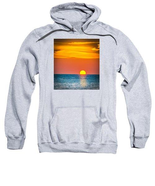 Sunbathing Sweatshirt