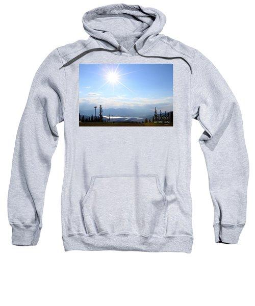 Sunburst Over Lake Dillon Sweatshirt