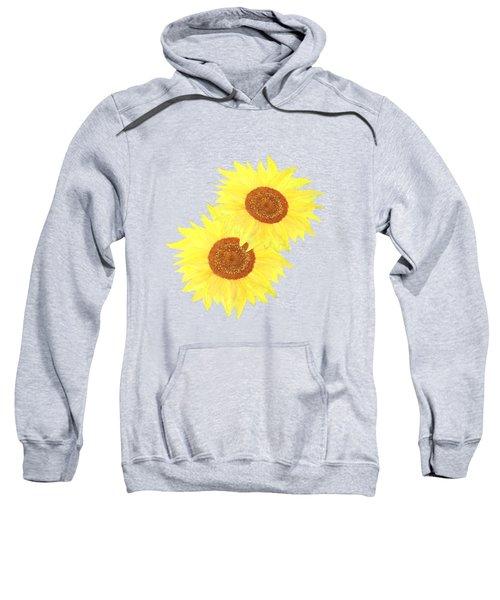 Sunflower Heart Sweatshirt