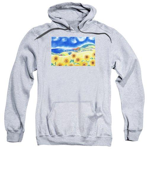 Sunflower Hills Sweatshirt