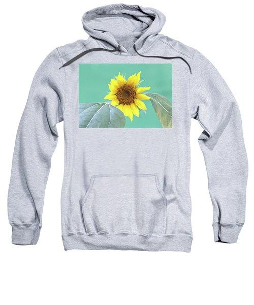 Sunflower In The Summer Time Sweatshirt