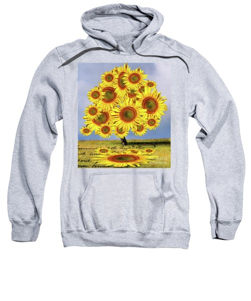 Sunflower Tree Sweatshirt