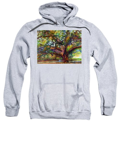 Sunlit Century Tree Sweatshirt