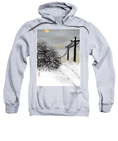 Sunny 28 Below Sweatshirt