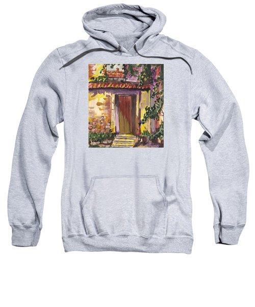 Sunny Doorway Sweatshirt