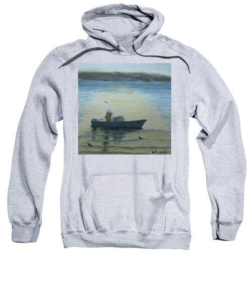 Sunny Morning And Lobster Sweatshirt