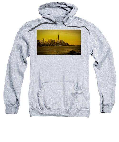Sunrise Across The Hudson Sweatshirt