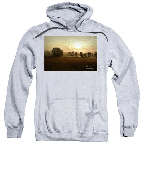 Sunrise Autumn Equinox 2017 Sweatshirt