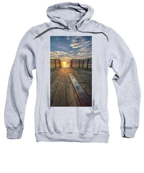 Sunrise Boardwalk Sweatshirt