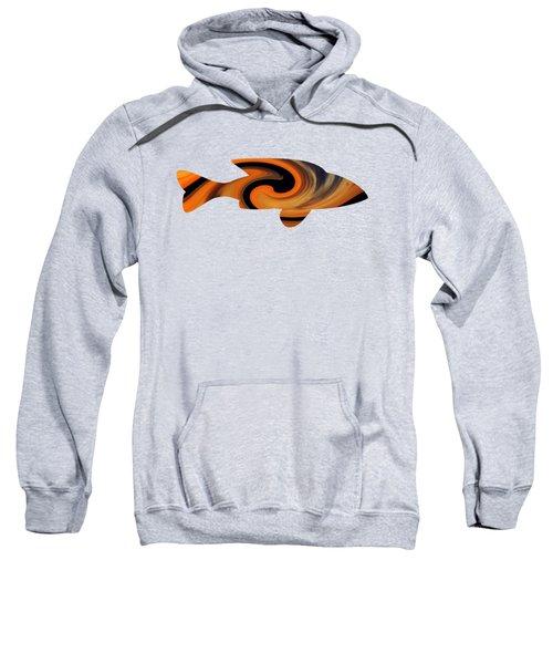 Sunrise Fish Sweatshirt