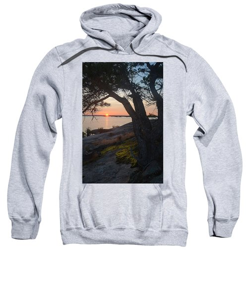 Sunrise Hopewell Island Sweatshirt