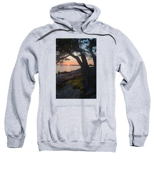 Sunrise Hopewell Island Sweatshirt
