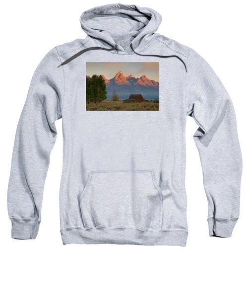 Sunrise In Jackson Hole Sweatshirt