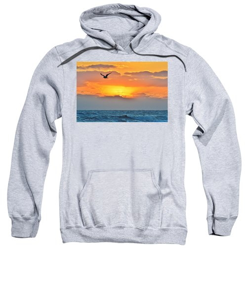 Sunrise In Nags Head Sweatshirt