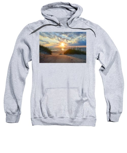 Sunrise In South Nags Head Sweatshirt