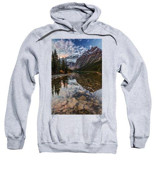 Sunrise In The Rocky Mountains Sweatshirt