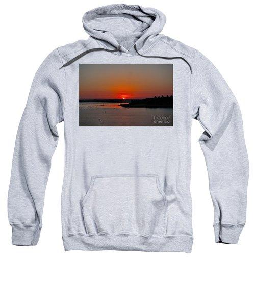 Sunrise On Lake Ray Hubbard Sweatshirt